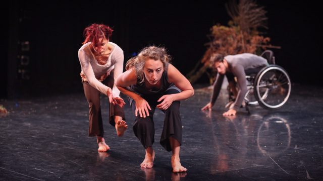 Informal Showing: AXIS dancers share materials developed with Sigman