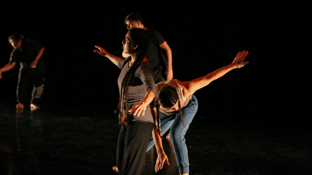 Performers share work with FSU and Tallahassee communities