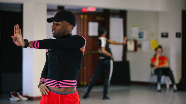 <i>Let 'im Move You</i> Rehearsal