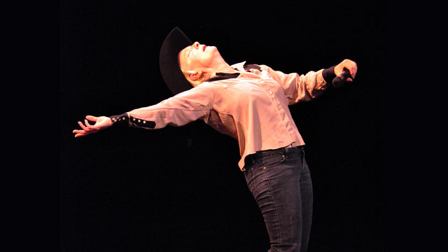 Carlson performs <i>Rodeo</i> at MANCC Informal Showing